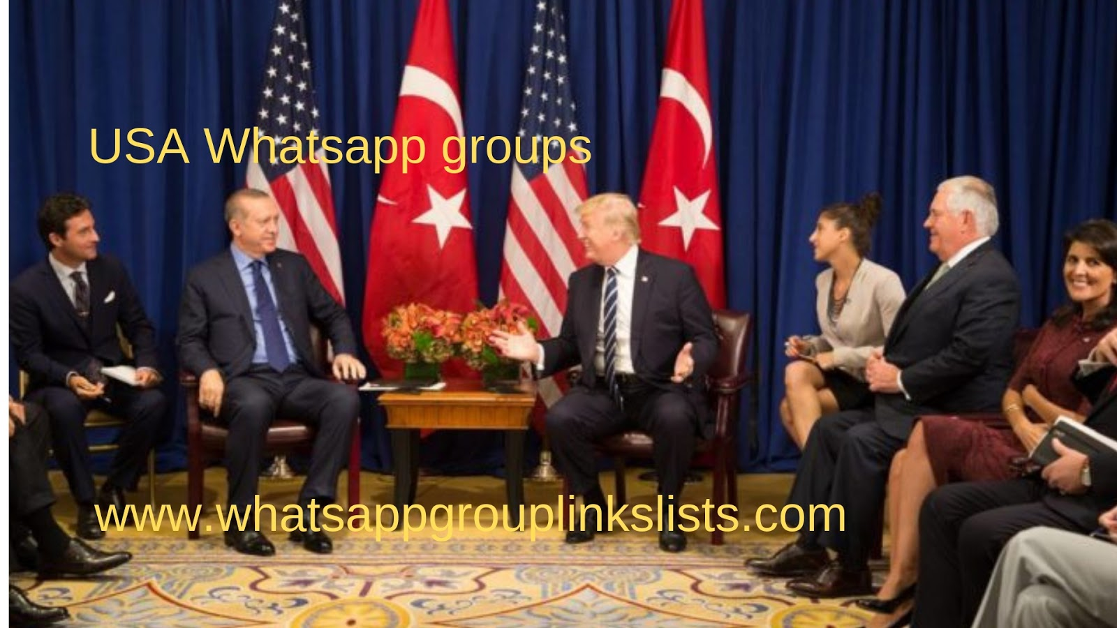 Join USA Whatsapp Group Links List