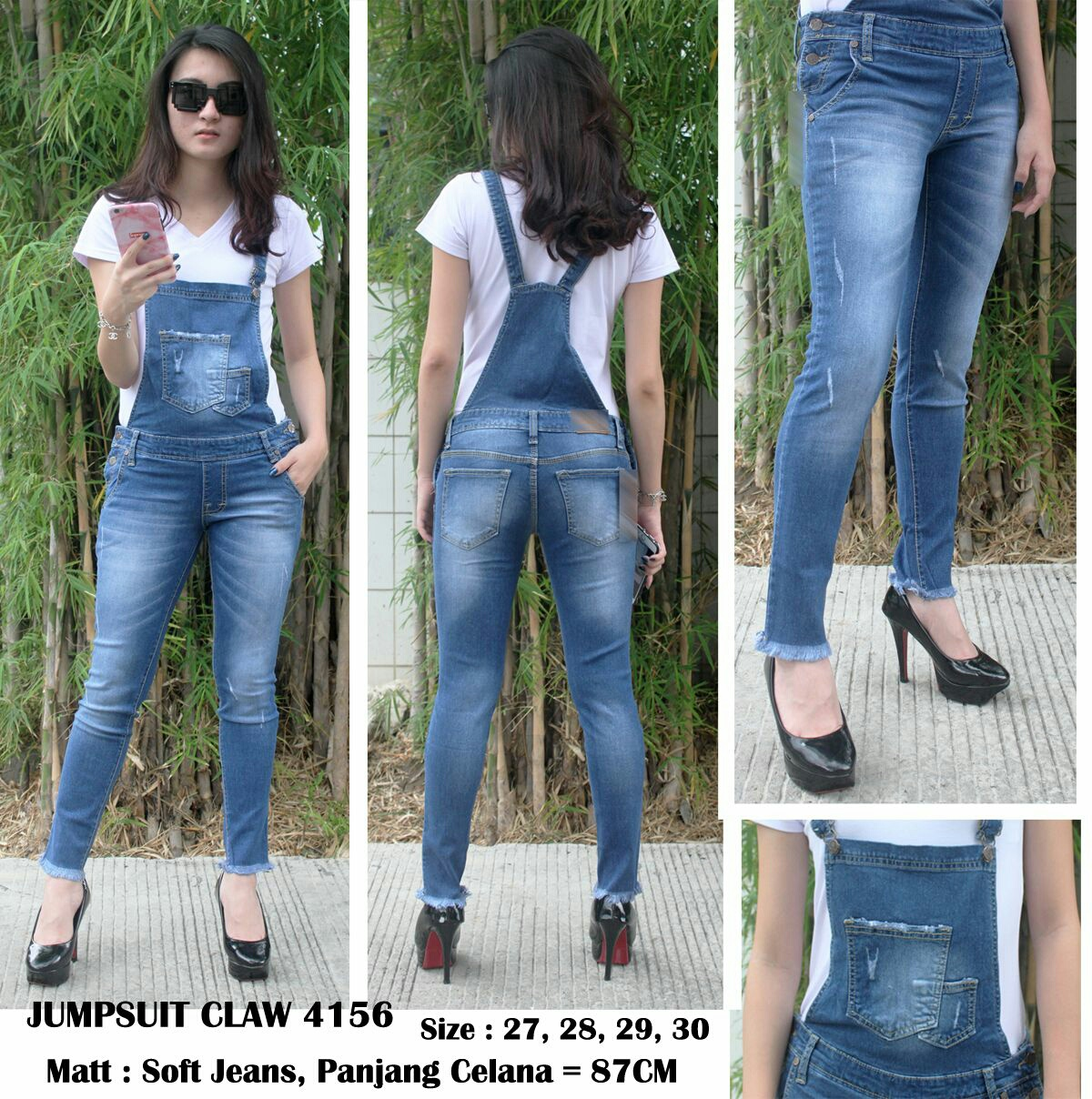 Jumpsuit Claw 4156