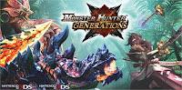 [3DS] Une chasse légendaire dans Monster Hunter Generations