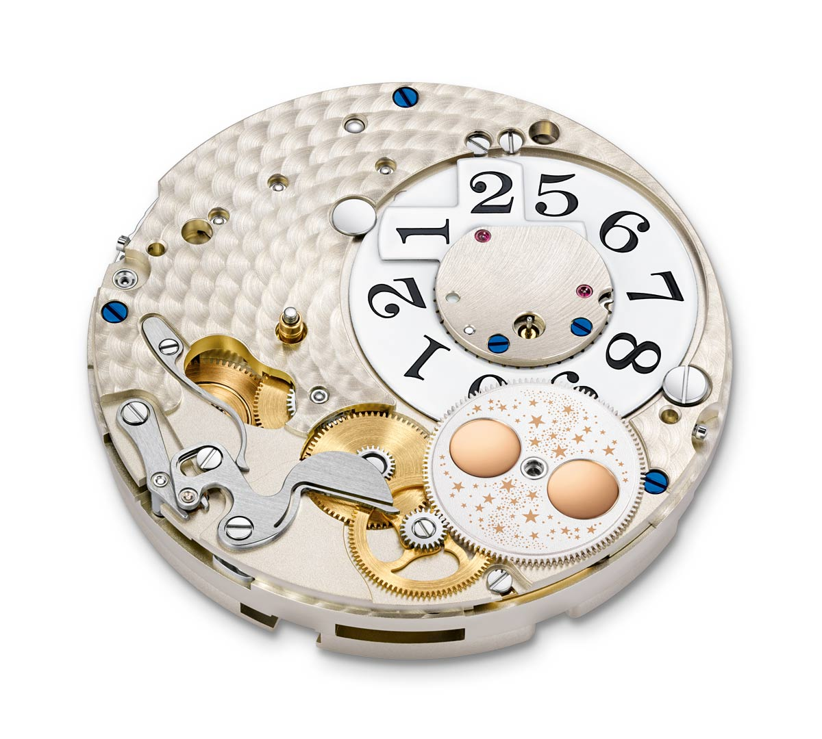 A. Lange & Sohne Little Lange 1 Moon Phase   Time and