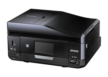 Epson XP-830 Printer Review