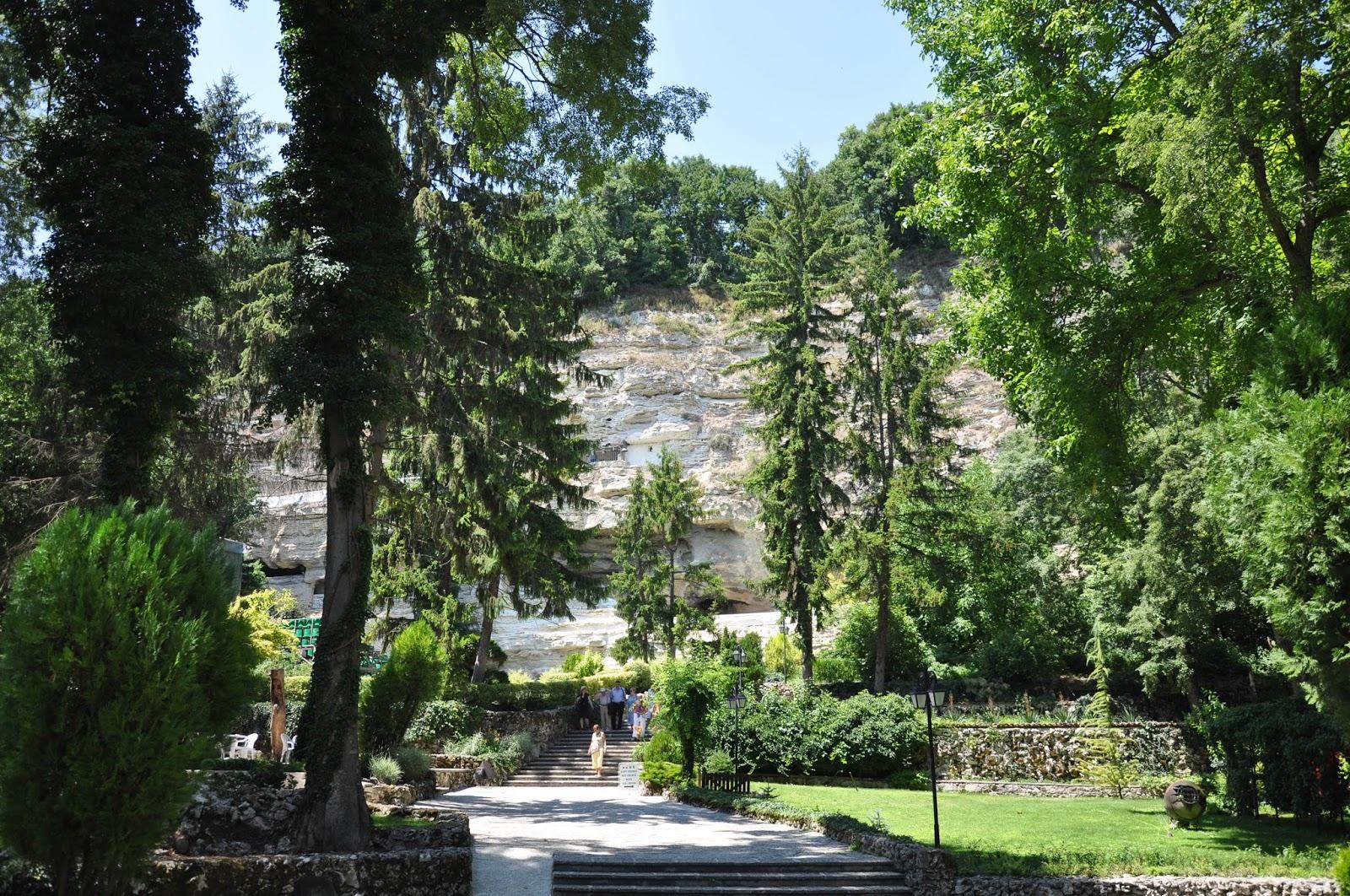 Aladzha Monastery, Varna, Bulgaria