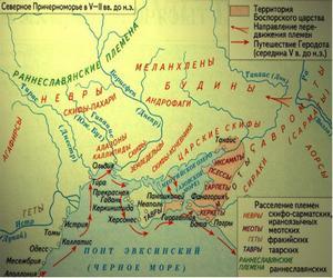 Краткая история Одессы