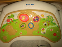 Baby Walker BabyDoes CH1060 Musik Singing Bird - ABC