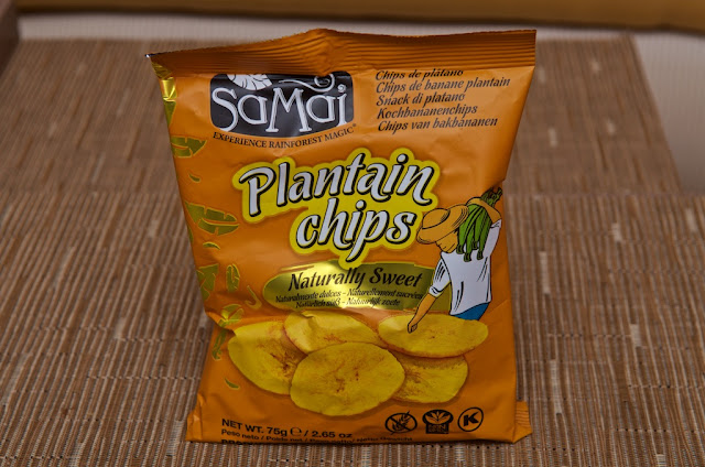 Plantain Chips Samai