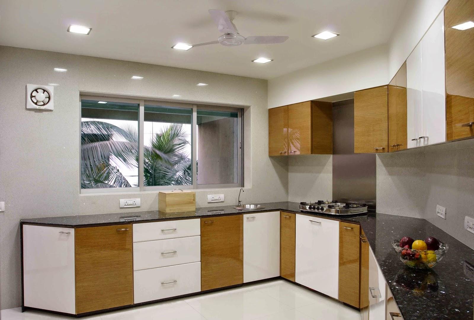 Design Interior Kitchen Set Minimalis
