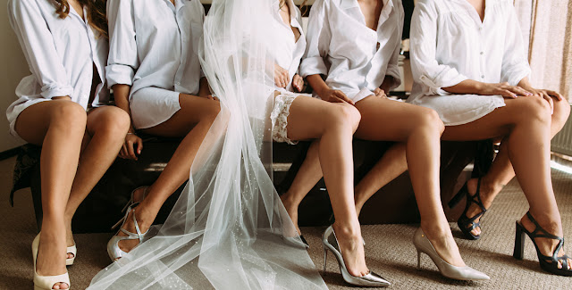 ما علاقة قرص العروس في ركبتها بتسريع زواجك؟