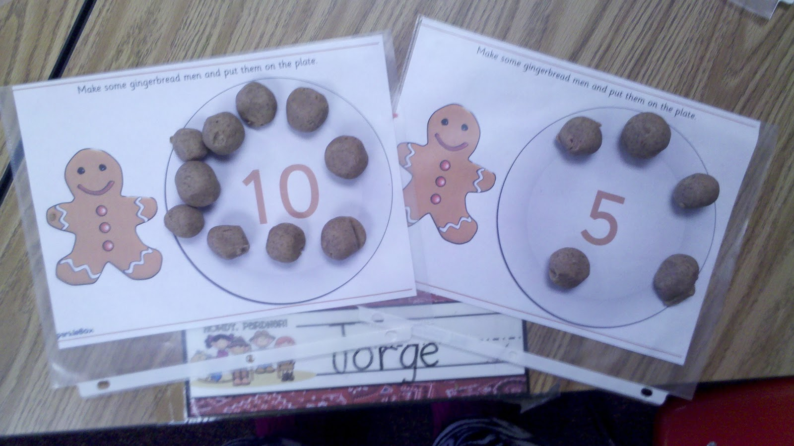 Kinderworld Gingerbread Unit And Christmas Fun