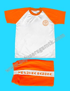 Seragam TK PAUD Model baju Olahraga TK model kaos olahraga anak tk seragam olahraga tk kaos olahraga tk