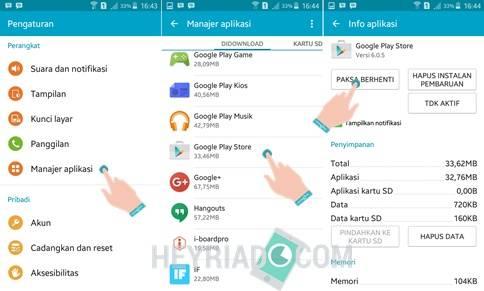 Salah satu hambatan yang dihadapi pengguna smartphone Android ketika akan install aplikasi 6 Cara Mengatasi Play Store Tidak Ada Sambungan (🔥UPDATED)