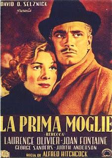 Rebecca- La prima moglie-locandina italiana