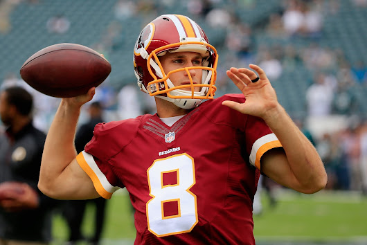 Kirk Cousins: NFL Quarterback and Dog Foster
