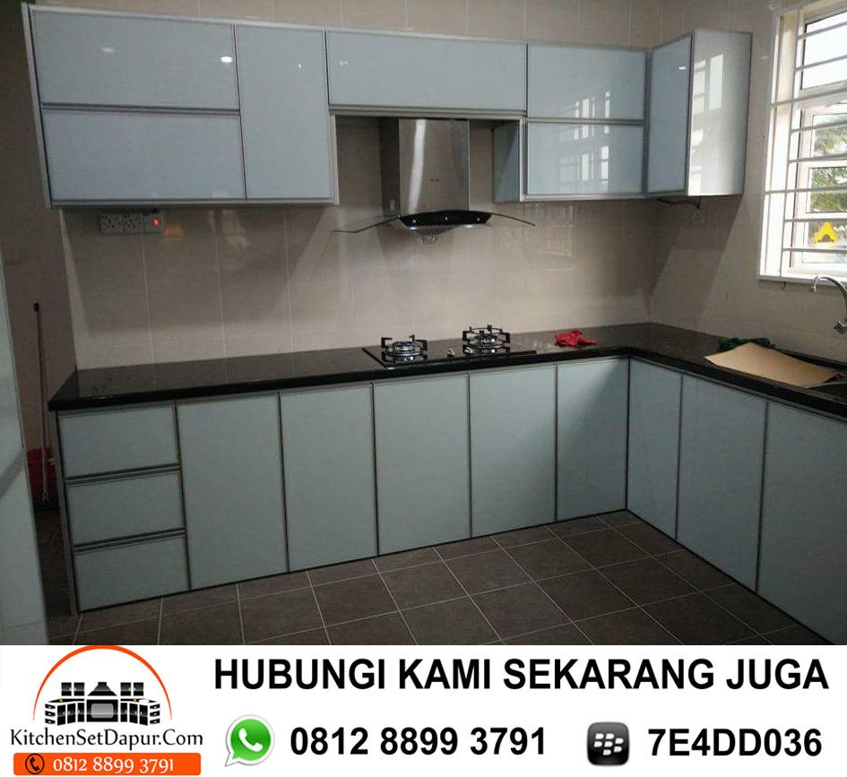 Pembuatan Kitchen Set Aluminium Murah Depok 0812 8899 3791 Kitchen