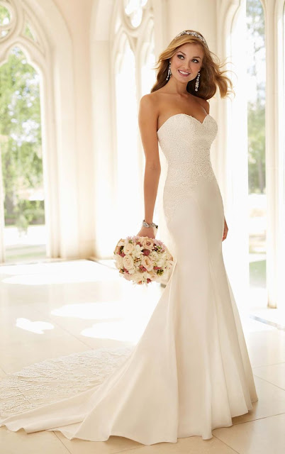 What Kind Of Wedding Dress Should I Wear
