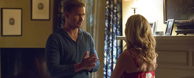 5 Thoughts + Recap on The Vampire Diaries Season 8 Premiere Episode 1 Hello, Brother alaric caroline