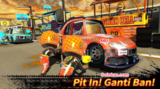Pit Stop Racing : Club vs Club MOD APK