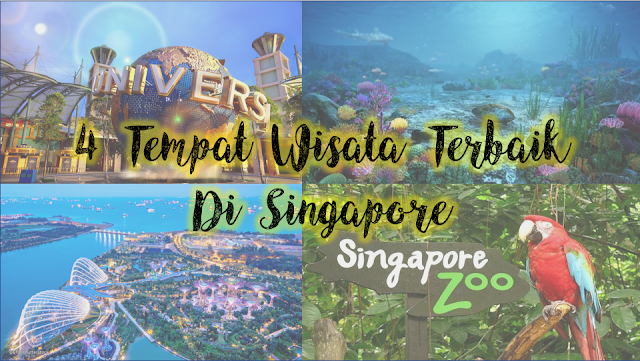 tempat wisata singapore