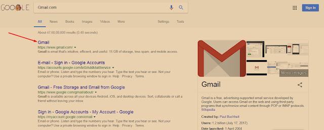 How create Gmail Id ?