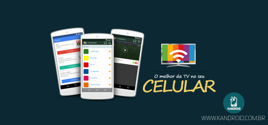 TVCast Brasil - O melhor aplicativo para assistir Tv no Android!
