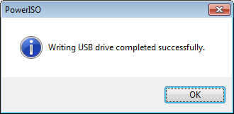 How to Create Bootable USB Drive using PowerISO