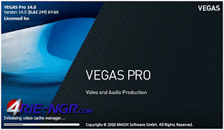 MAGIX Vegas Pro 14.0.0 Build 244 Multilingual x64 Full Version