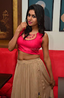 Akshita super cute Pink Choli at south indian thalis and filmy breakfast in Filmy Junction inaguration by Gopichand ~  Exclusive 072.JPG