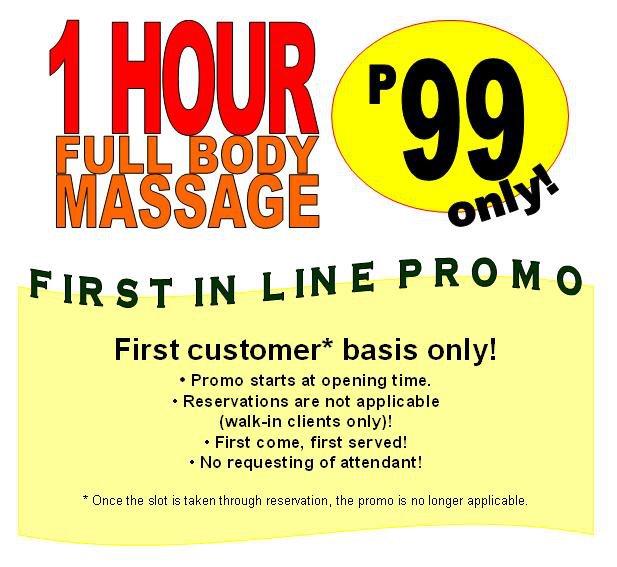 Whole Body Massage Spa