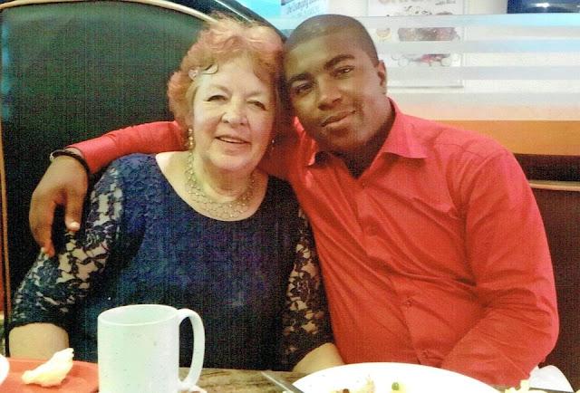72-yr-old grandma Of 6 Laments After Her 27-yr-old Nigerian Husband Is Denied U.K Visa