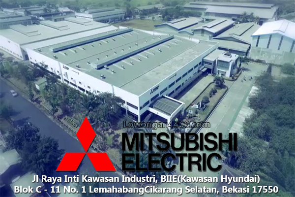 Loker PT Mitsubishi Electric Automotive Indonesia
