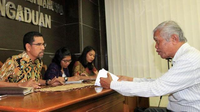 Tiga Sikap Komnas HAM soal Rencana Wiranto Bentuk Tim Terpadu