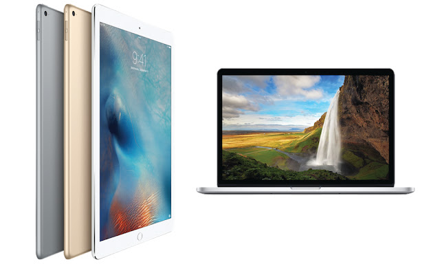O MacBook Pro pode substituir seu iPad?