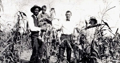 Black farmers in the 1920's