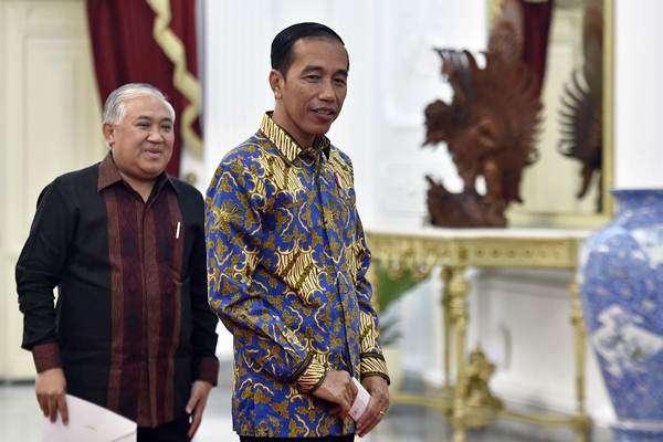 Soal Islam Nusantara, Din Syamsuddin Bantah Diutus Jokowi ke Sumbar