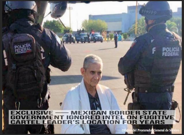 """Trasciende muerte de El """"Pata de Queso"""" Comandante de Los Zetas detenido hace días"""