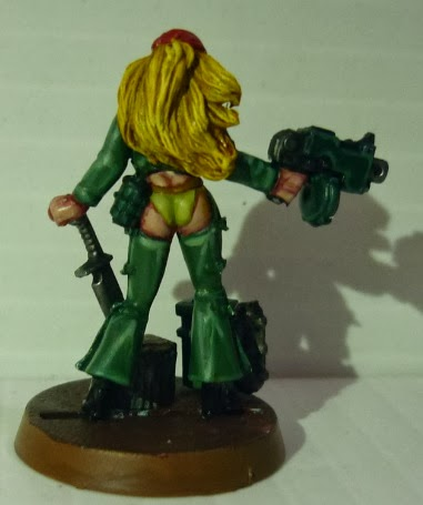 The Ward Save Catachan Jungle Fighters Wip Sly Marbo A