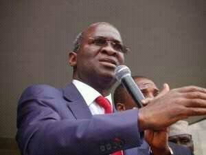 Fashola at the APC rally in Benin described President Goodluck Jonathan as an angry and Inefficient man