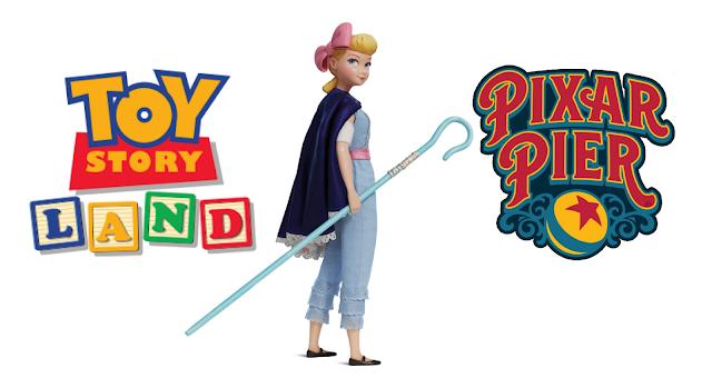 Bo Peep at Toy Story Land