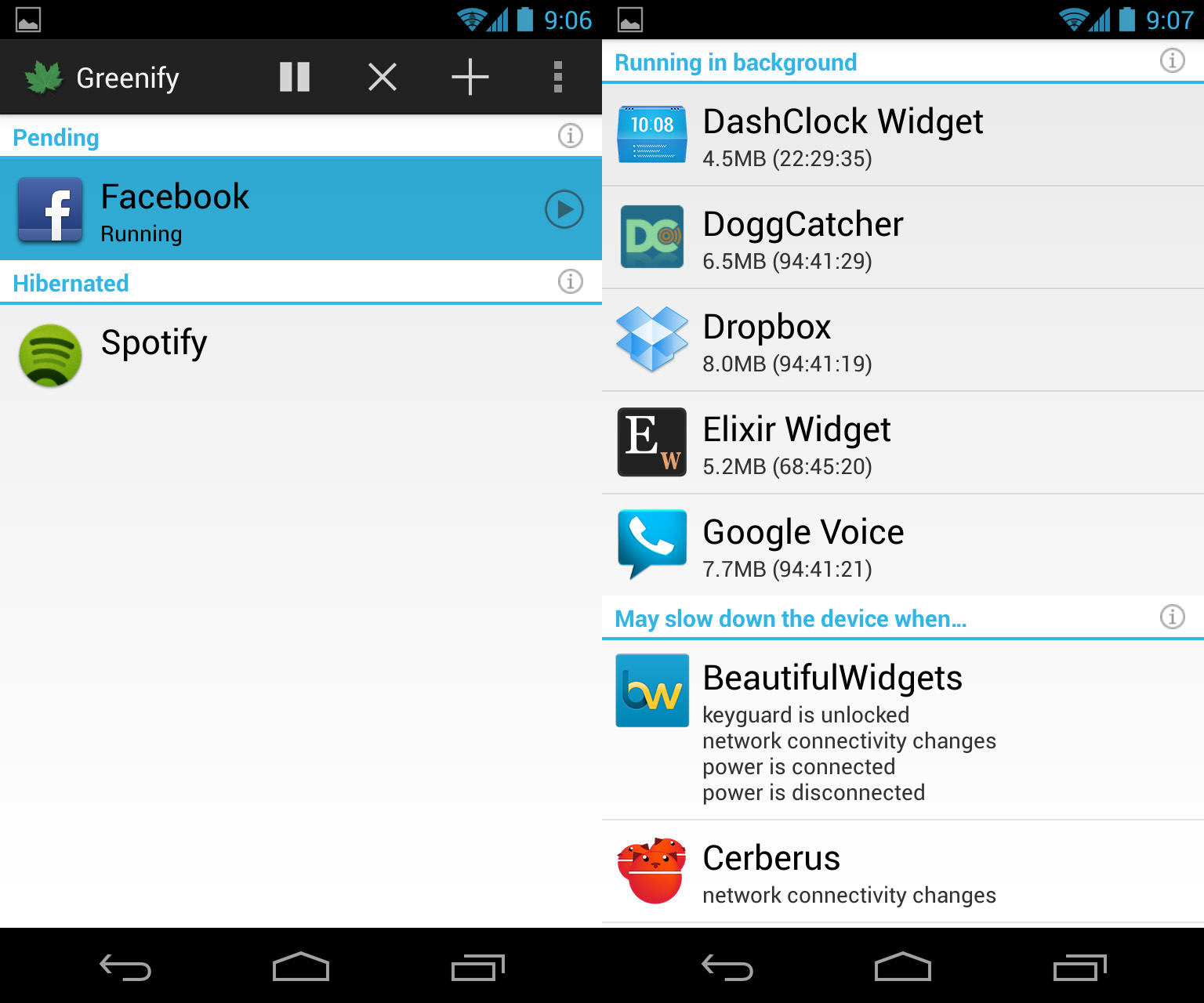 UberTechBlog: Greenify Your Android For Smoother Experience