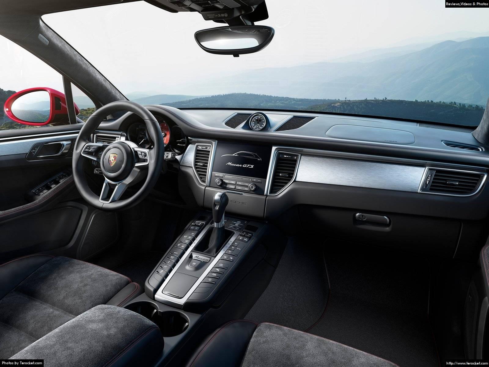 Hình ảnh xe ô tô Porsche Macan GTS 2017 & nội ngoại thất