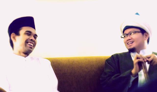 dewan ulama thariqah indonesia ustadz abdul somad