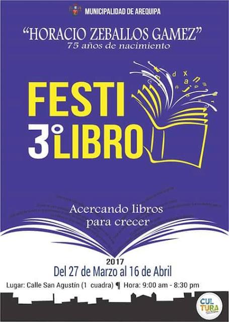 3er Festi Libro 2017 -