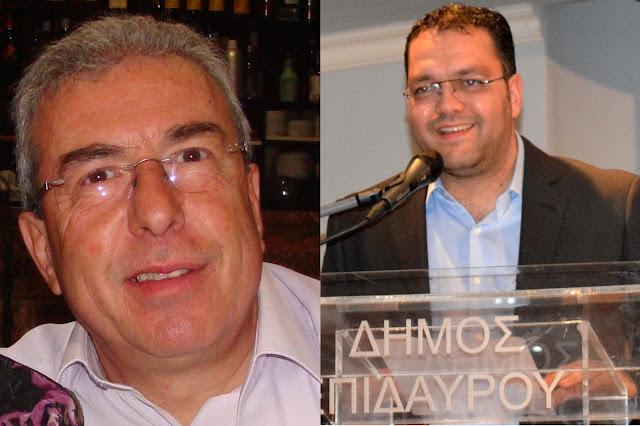 Βασίλης Μπιμπής: Παραμένω ενεργός πολίτης και στηρίζω τον Τάσο Χρόνη