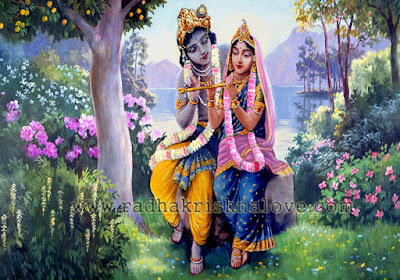 Krishna Radha Raas Leela