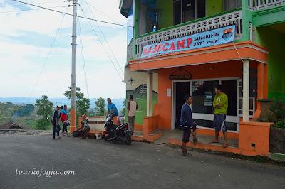 Basecamp Banaran