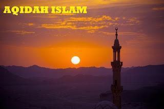 Aqidah Menurut Agama Islam