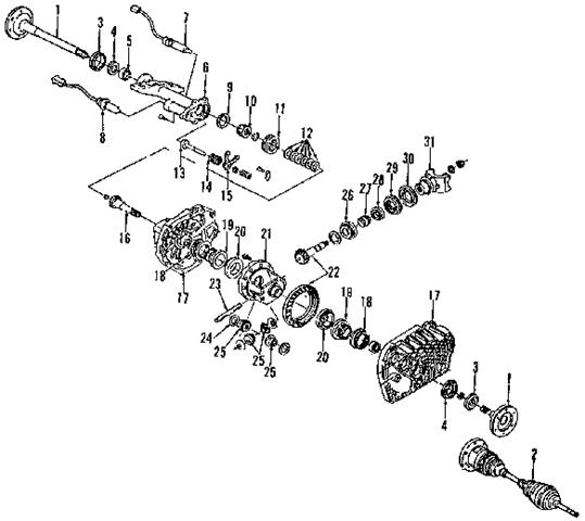 Wiring Schematic Diagram: The 1999 GMC 1500 Sierra Pickup