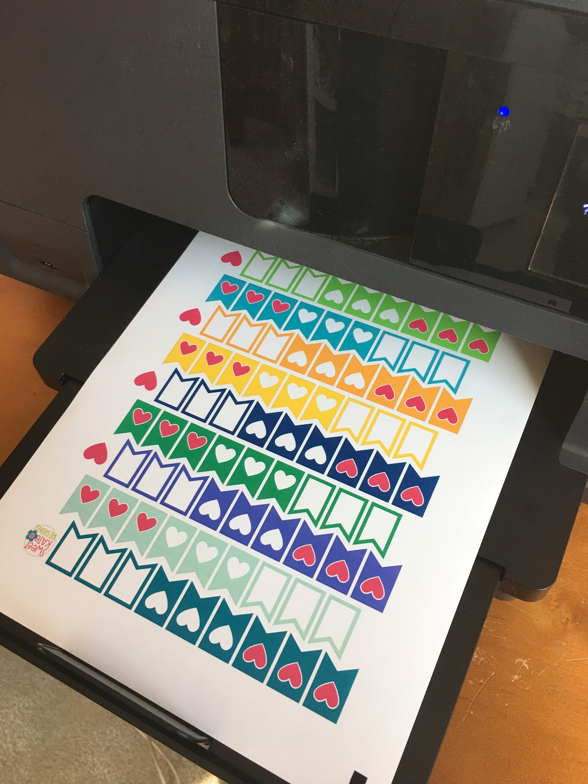 selling sticker sheets  silhouette studio tricks to