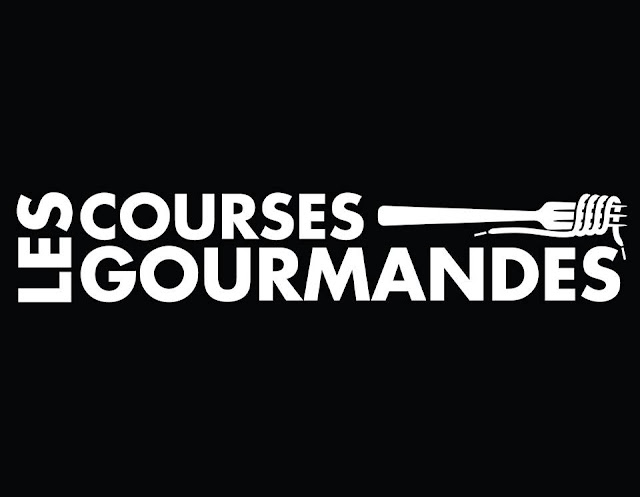 Courses gourmandes logo