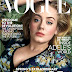 Adele Stuns On Flawless 'Vogue' Cover