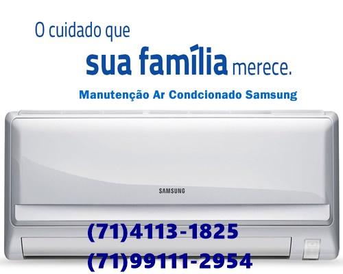 Assistência técnica de ar-condicionado split em Lauro de Freitas-BA 71-4113-1825